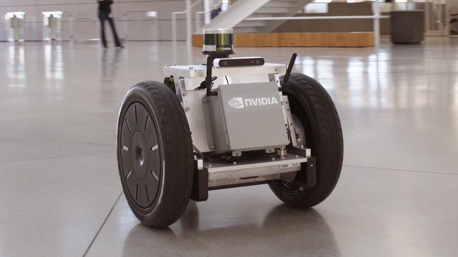 Solutions for the Transportation Industry | NVIDIA
