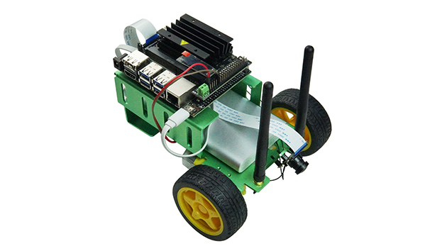Seeed JetBot スマート カー キット
