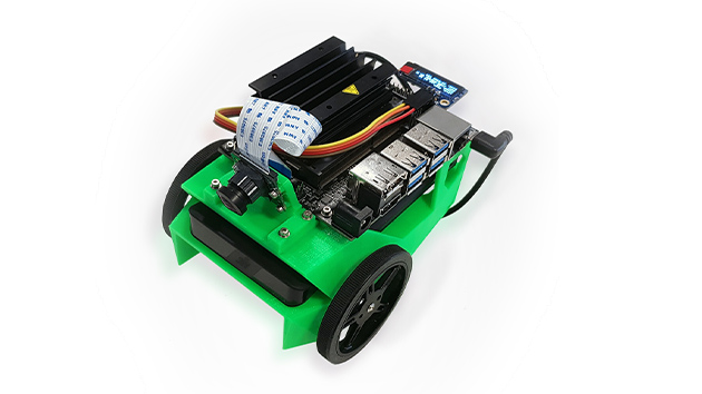 Silicon Highway Nano JetBot Kit