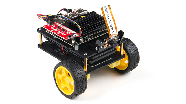 SparkFun JetBot AI ロボット キット