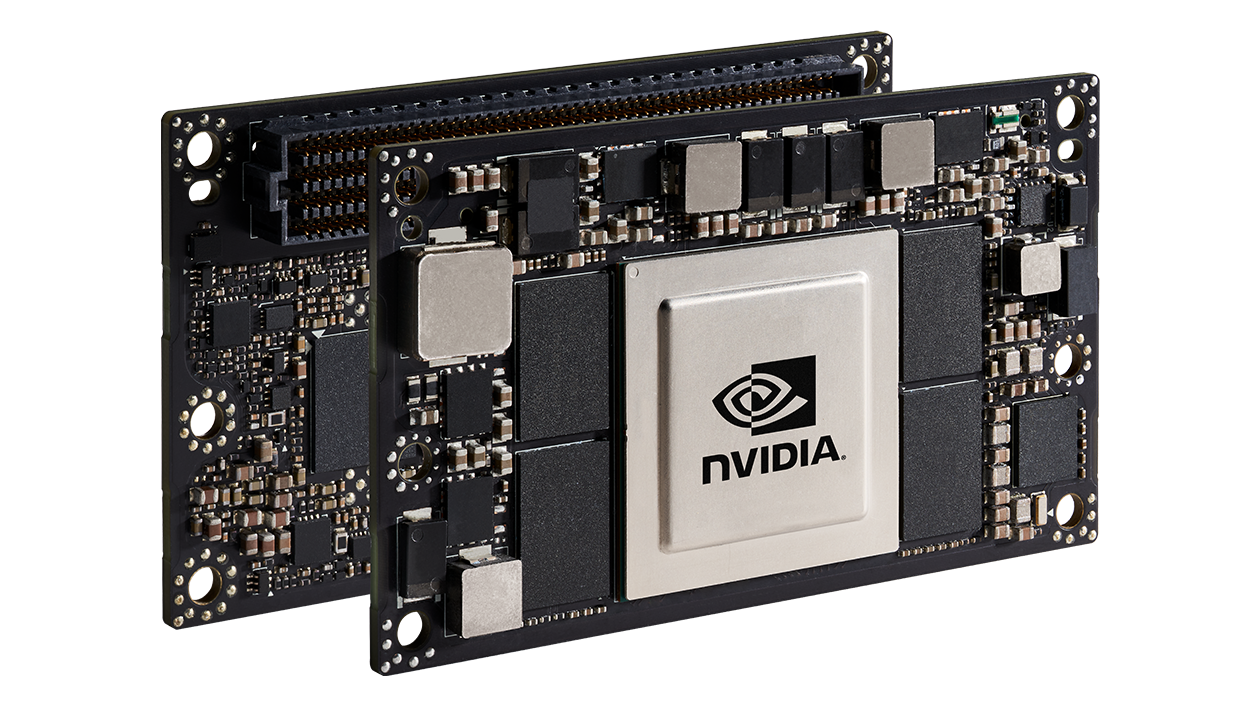 Embedded Systems Developer Kits & Modules from NVIDIA Jetson