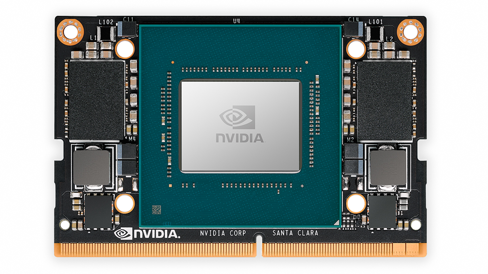 NVIDIA Jetson Xavier NX for Embedded & Edge Systems