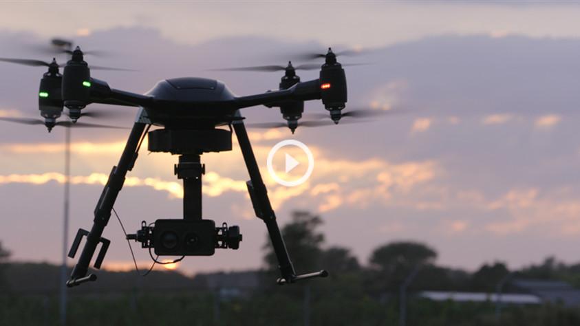 drone pas cher longue portée
