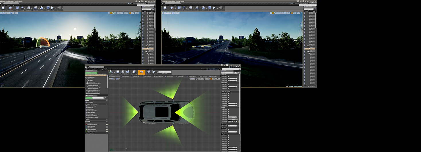 virtual based safety testing for self driving cars nvidia drive