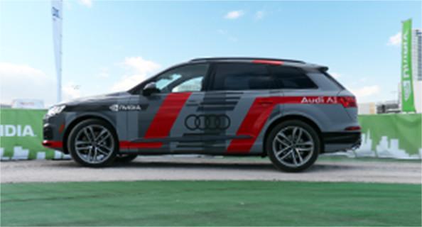 Audi And Nvidia Drive Partnership Nvidia Automotive