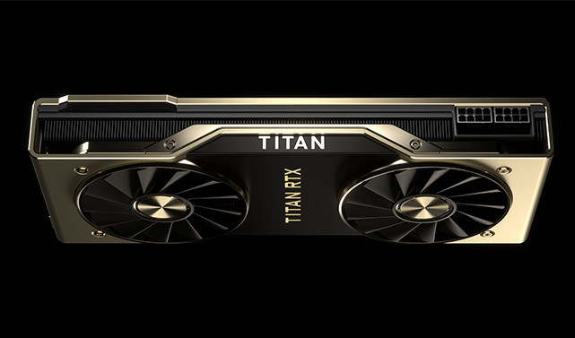 TITAN RTX Ultimate PC Graphics Card with Turing   NVIDIA