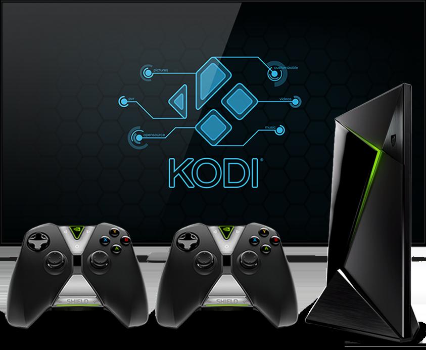 NVIDIA SHIELD | Kodi