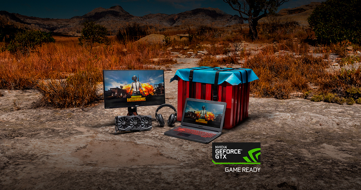 WIN MORE THAN CHICKEN DINNERS! | GeForce