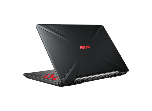 ASUS TUF Gaming FX504GD notebook