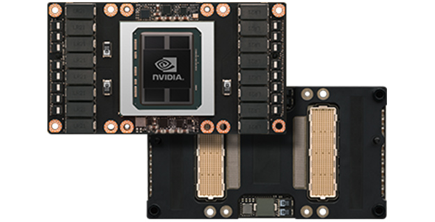 NVIDIA Tesla P100 for Strong-Scale HPC