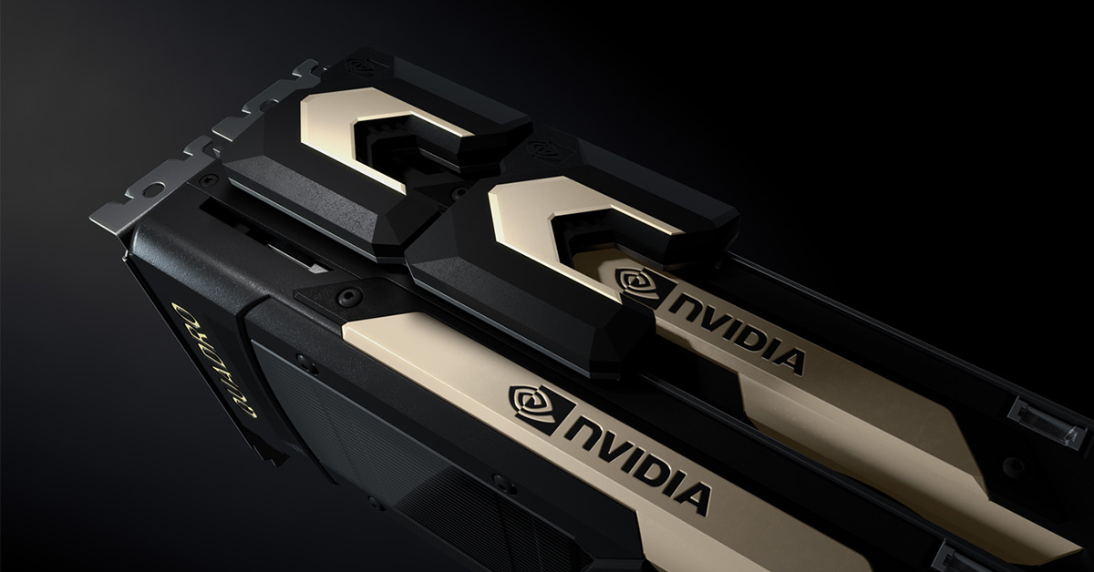 Introducing NVIDIA Quadro Graphics Powered by Pascal