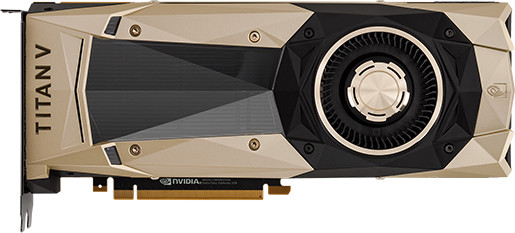 The World's Most Powerful Graphics Card | NVIDIA TITAN V