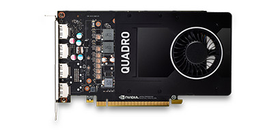 Quadro P2000 グラフィックス カード
