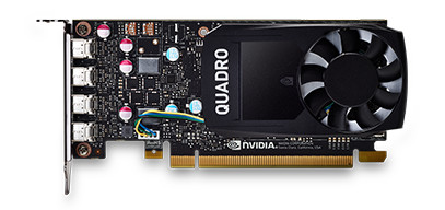 QUADRO P600 グラフィックス カード
