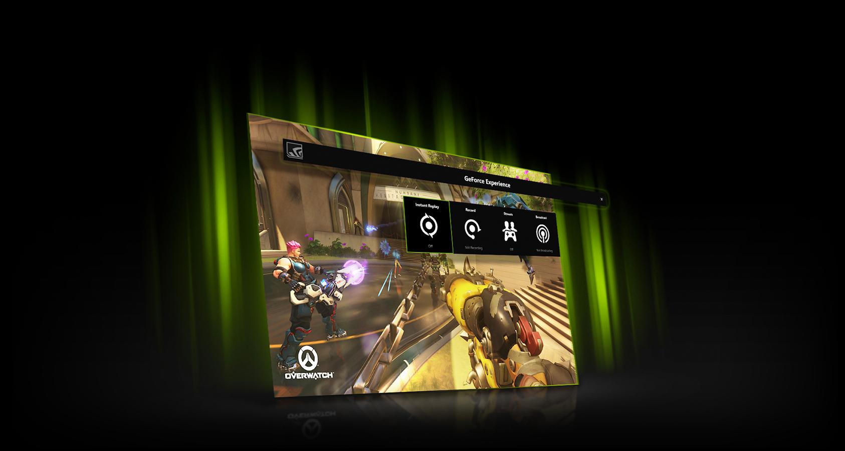 ประตูสู่เกมคอมพิวเตอร์ที่ยอดเยี่ยมของคุณ| GeForce Experience