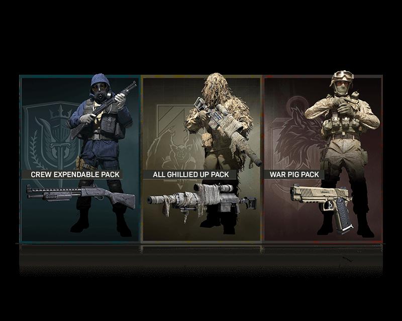COD Operator Pack