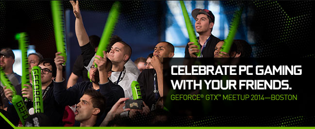 CELEBRATE PC GAMING WITH YOUR FRIENDS.