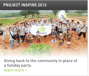 Project Inspire 2012
