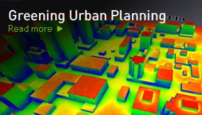 Greening Urban Planning
