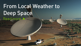 From Local Weather to Deep Space