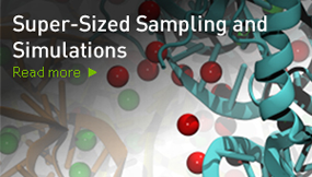 Super-Sized Sampling and Simulations