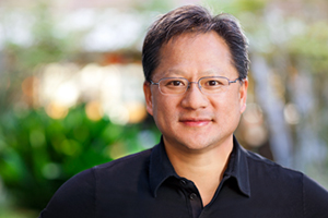 Jen-Hsun Huang, CEO, NVIDIA Corporation