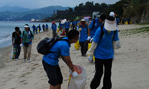 SZ Coastal Cleanup