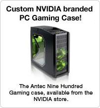 Custom NVIDIA branded PC Gaming Case!