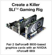 Create a Killer SLI Gaming Rig