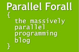 New Parallel Programming Blog