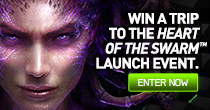 """WIN A TRIP TO THE HEART OF THE SWARMâ""""¢ LAUNCH EVENT."""