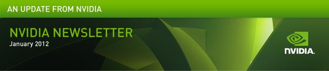 NVIDIA Newsletter