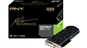 SEE THE NEW PNY GEFORCE® GTX 770 XLR8.