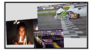 SEE HOW JUMP STUDIOS, NVIDIA® QUADRO®, ADOBE, AND PNY HELP PREDICT THE FUTURE OF NASCAR DRIVERS.