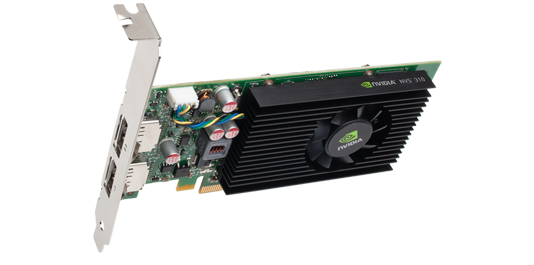 NVIDIA NVS 310 Dual Display Graphics Card|NVIDIA