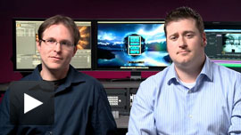 Video: NVIDIA Maximus lowers Dawnrunner Productions' last-minute stress