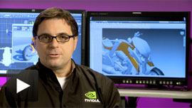 Video: Photorealistic rendering and CAD