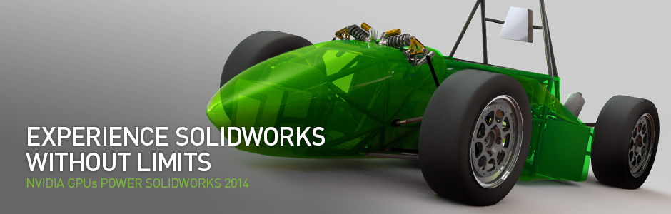 Experience SOLIDWORKS Without Limits