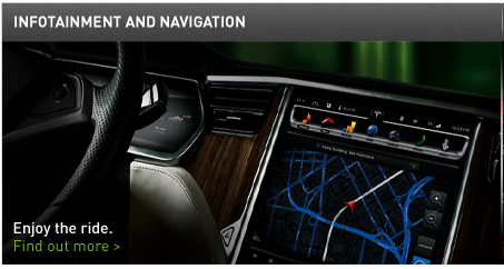 Infotainment and Navigation