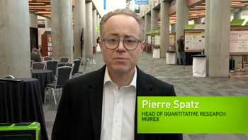 Testimonial: Pierre Spatz, Head of Quantitative Research, Murex