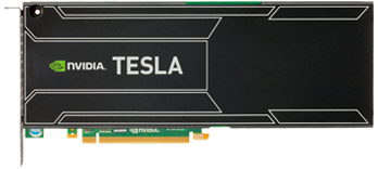 TESLA GPU ACCELERATORS FOR SERVERS