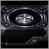 GeForce GTX TITAN streamlined airflow design.