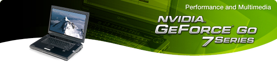 GeForce Go - Performance and Multimedia