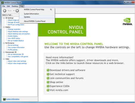 nvidia geforce cannot connect to nvidia