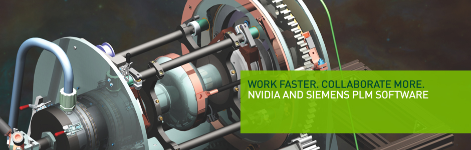 NVIDIA QUADRO and SIEMENS NX