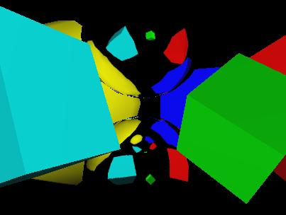 Cube Map OpenGL Tutorial NVIDIA