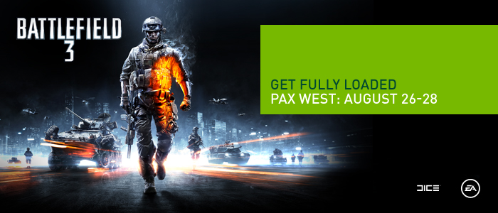 Get Fully Loaded - Pax West: August 26-28