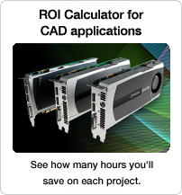 ROI Calculator for CAD applications