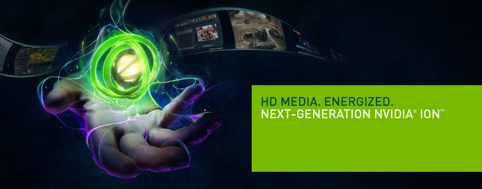 Next-Generation NVIDIA ION Graphics Processors