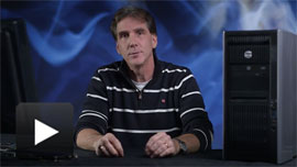 Video: Get faster perf in Premiere Pro CS6 and After Effects CS6 with Maximus and the HP Z820